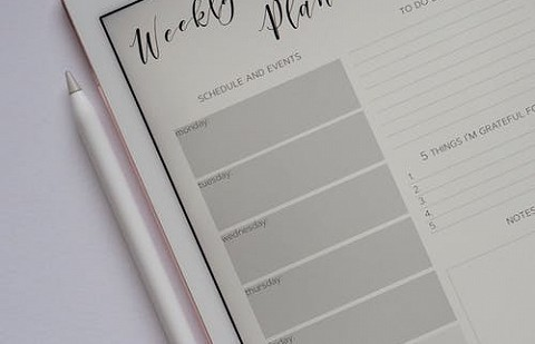 Tips for managing your schedule